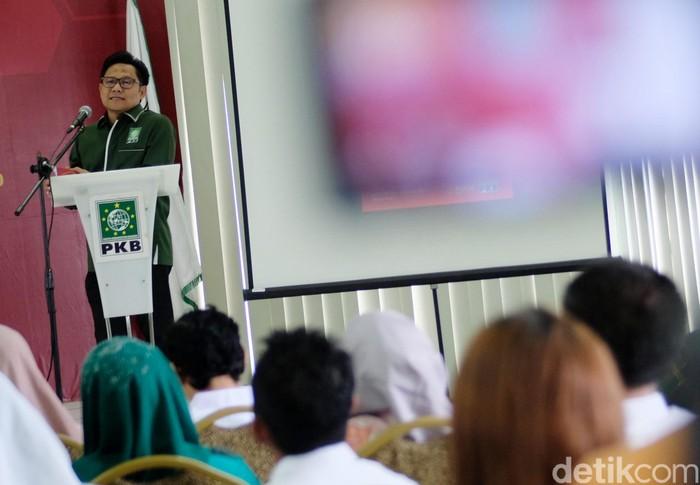 Partai Kebangkitan Bangsa (PKB) menggelar diskusi bertajuk Manifesto Partai Politik di Jakarta. Sejumlah tokoh hadir dalam diskusi  tersebut.