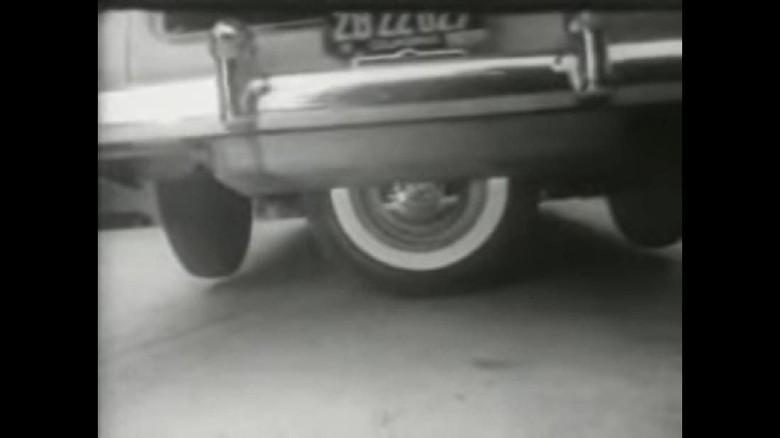 Penemuan roda kelima untuk mudahkan parkir