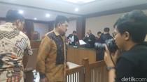 Eks Kepala KPP PMA 3 DKI Juga Didakwa Terima Gratifikasi Terkait Pajak