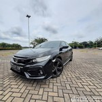 Tambah Emblem RS, Honda Civic Hatchback Makin Sporty?