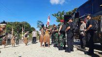 Panglima TNI Terima Lahan Suku di Timika untuk Bangun Makogabwilhan III