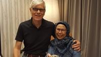 Puitis, Ungkapan Hati Ayah Ashraf Sinclair Usai Anaknya Berpulang