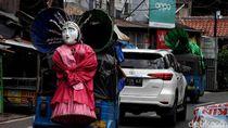 Mendengar Suara Hati Ondel-ondel di Ibu Kota