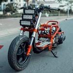 Modif Ekstrem Honda Zoomer