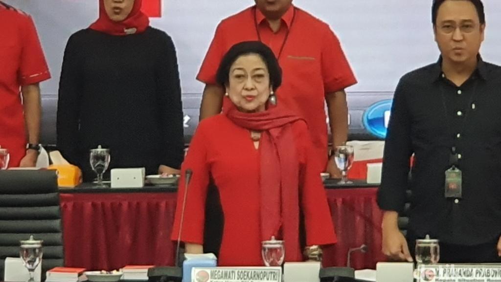 Megawati: Kenapa Formula E Harus di Monas, Pak Anies?