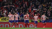 Hasil Atletico Madrid Vs Liverpool: The Reds Keok 0-1