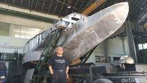 Dosen ITS Rancang Kapal Perang yang Diklaim Canggih, Seperti Apa?