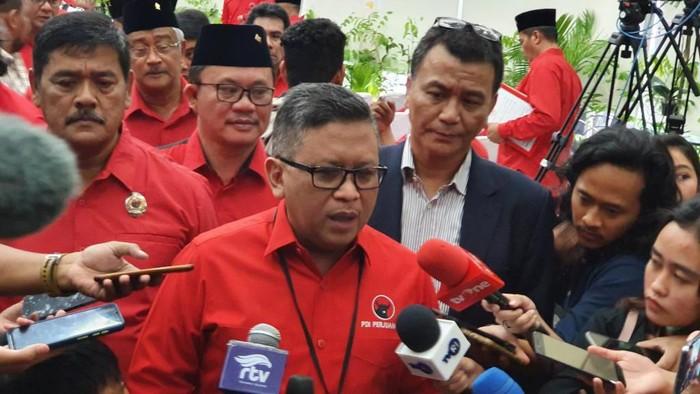Sekjen PDIP Hasto Kristiyanto.