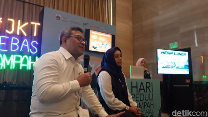 Direktur Operasional Jakarta Propertindo (Jakpro), Muhammad Taufiqurrachman