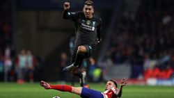 Atletico Madrid Bertahan dengan Luar Biasa