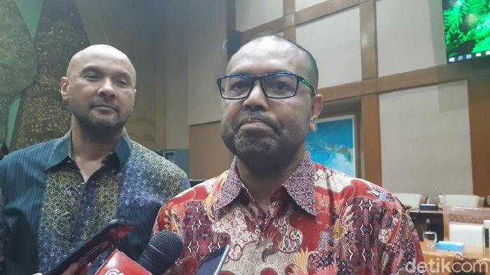 Putra Papua Direktur Freeport Indonesia Claus Wamafma