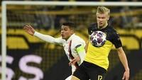 Dortmund Vs PSG Imbang Tanpa Gol di Babak Pertama