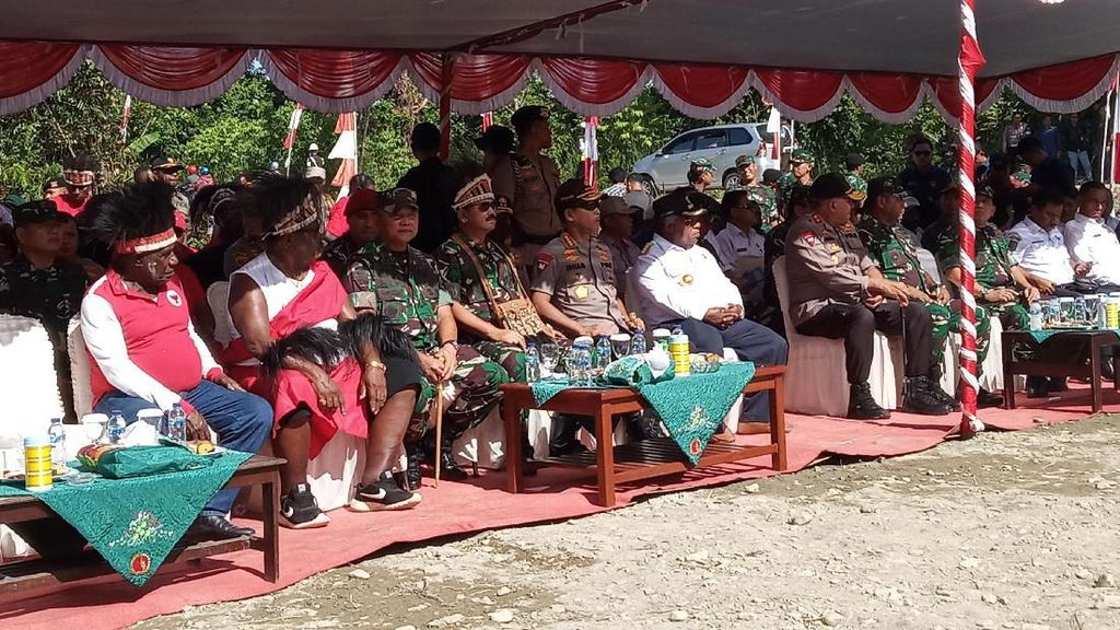 Permintaan Warga Suku Kamoro di Timika yang Hibahkan Lahan ke TNI