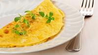 Cara Membuat Omelet yang Gurih Lembut dengan 3 Tips Ini