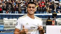 Tangis Reinier Jesus Pecah Saat Diperkenalkan Real Madrid