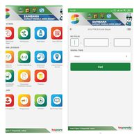 Bayar pajak melalui aplikasi Sambara