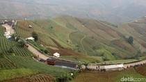 Lembah Panyaweuyan, Permadani Hijau Majalengka