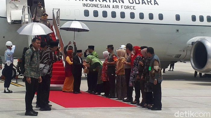Maruf Amin di Lombok