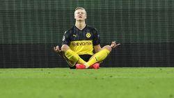Dortmund Vs PSG: Haaland Bikin Rekor Lagi