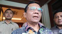 MPR-Menko Mahfud Rapat Tertutup Bahas Keamanan Papua