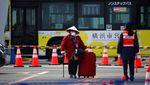 Penumpang yang Negatif Corona Mulai Turun dari Kapal Pesiar di Jepang