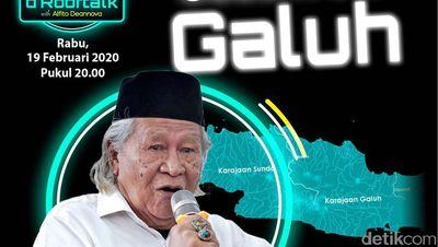 GADUH KERAJAAN GALUH