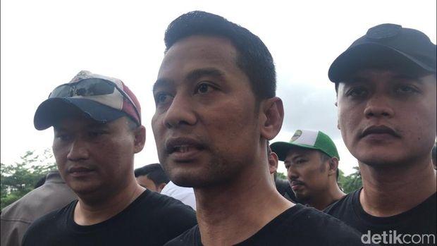 Kanit Krimum Polres Jakarta Selatan, AKP Ricky Pranata Vivaldy