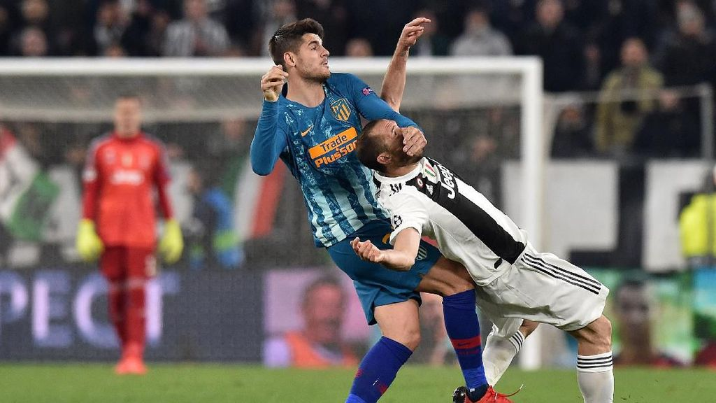 Morata Kapok Ketemu Juventus di Liga Champions