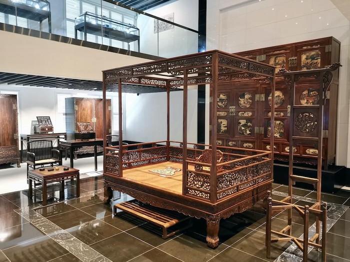 Museum Liang Yi di Hong Kong
