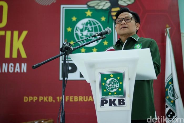 Partai Kebangkitan Bangsa (PKB) menggelar diskusi bertajuk 'Manifesto Partai Politik' di Jakarta. Sejumlah tokoh hadir dalam diskusi  tersebut.