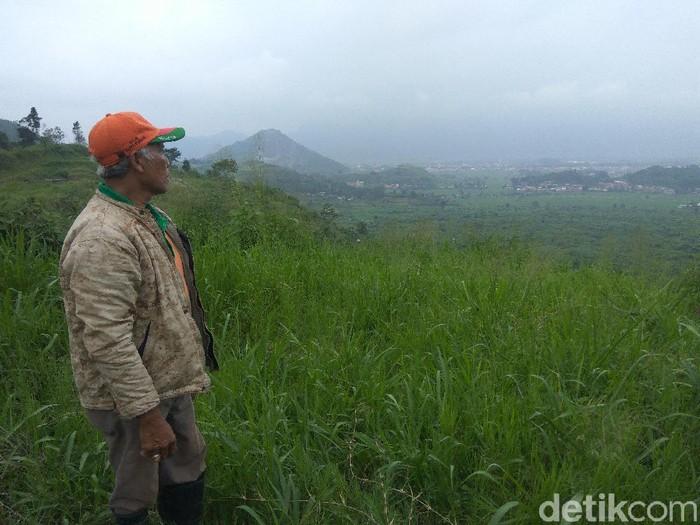 Lokasi eks TPA Leuwigajah