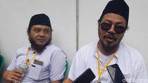 Bukan Lagu Rock, Vokalis Jamrud Daftar Pilkada Pandeglang Diiringi Rebana