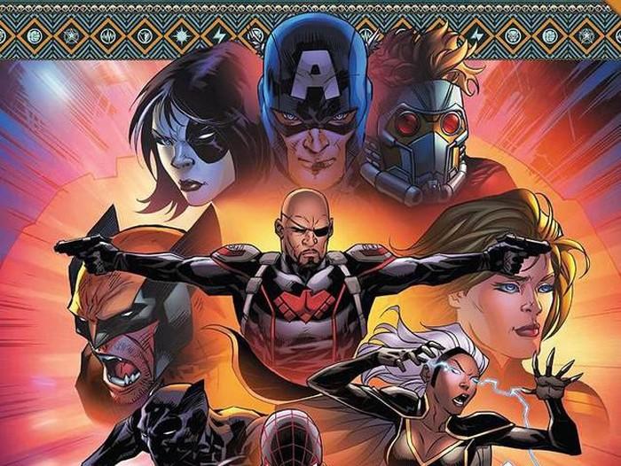 Komik Marvel Marvels Voices