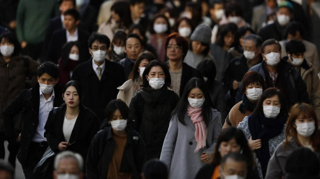 Korban Tewas Imbas Wabah Virus Corona Tembus 2.000 Orang