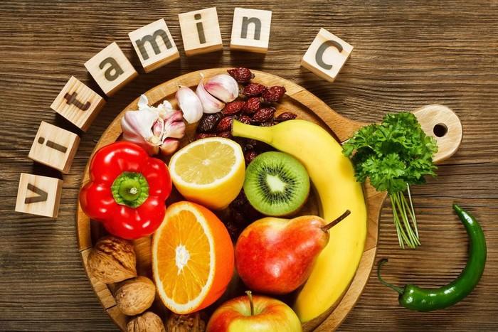 Ilustrasi Vitamin C