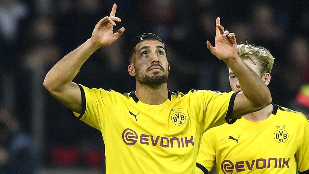 Dortmund Resmi Permanenkan Emre Can