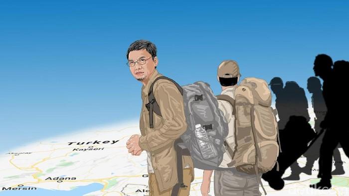 Pengikut ISIS pulang kampung ke Indonesia