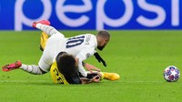 Tangan Jail Neymar di Laga Dortmund Vs PSG