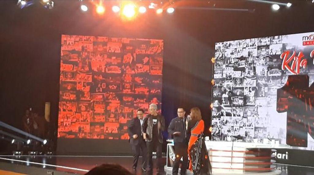 Ganjar Pranowo, Anies dan Ridwan Kamil Joget Tik Tok, Netizen Heboh