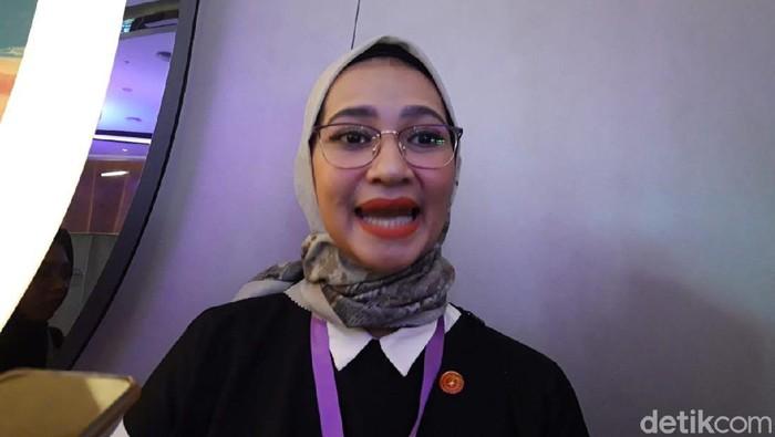 Staf Khusus (Stafsus) Presiden Joko Widodo (Jokowi) bidang Sosial, Angkie Yudistia