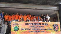 Polisi Tangkap Sindikat Curanmor di Jaktim-Bekasi, Satu Masih Buron