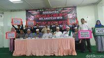 Video: FPI Cs Ajak Korban Jiwasraya Ikut Demo 212 Berantas Korupsi