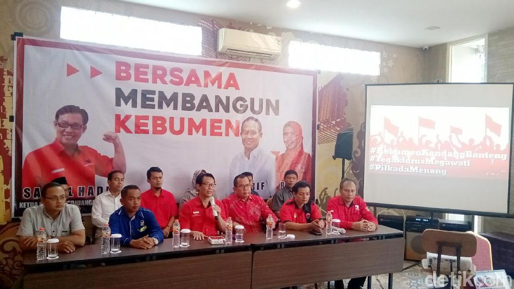 Istri Eks Ketua DPRD Dapat Tiket PDIP ke Pilkada Kebumen