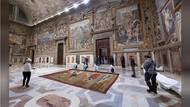 Lukisan Saingan Michelangelo Akhirnya Balik ke Kapel Sistine
