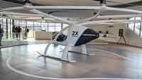 Gandeng Jerman, Grab Siap Luncurkan Taksi Udara Volocopter