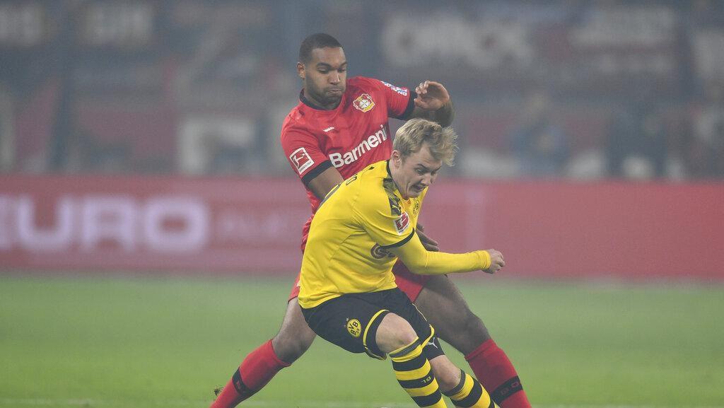 Arsenal Tertarik Rekrut Bek Leverkusen Jonathan Tah