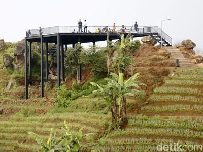 Lembah Panyaweuyan Bakal Ada Tari Topeng