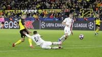 Dortmund Vs PSG: Boom...Gol Haaland Ngeri Banget
