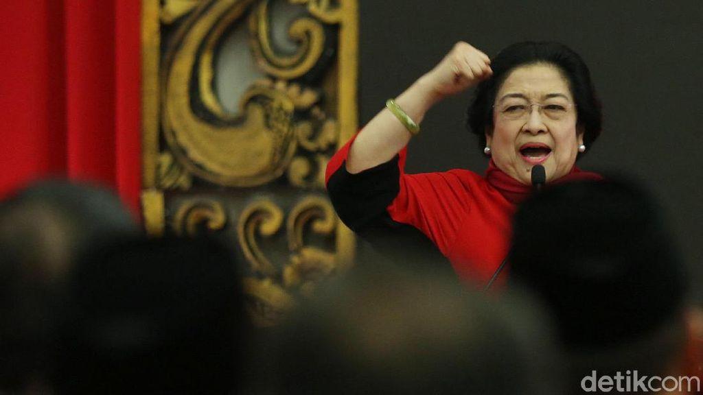 Momen PDIP Umumkan Calon Kepala Daerah PIlkada 2020