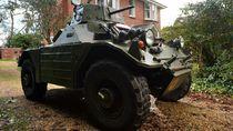 Tank Ini Dijual, Harganya Cuma Rp 355 Juta!